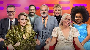 The Graham Norton Show - Series 28: Episode 1