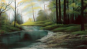 The Joy Of Painting - Series 3: 46. Hidden Creek