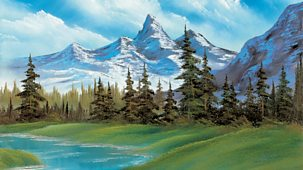 The Joy Of Painting - Series 3: 48. Mountain Exhibition