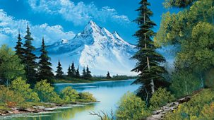 The Joy Of Painting - Series 3: 50. Mountain Summit
