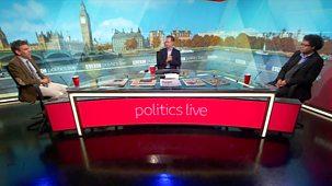 Politics Live - 08/10/2020