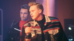 Top Of The Pops - 18/01/1990