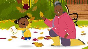 Jojo & Gran Gran - Autumn: 1. It's Time For Autumn Leaves