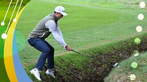 Golf: Pga Championship - 2020: Third-round Highlights