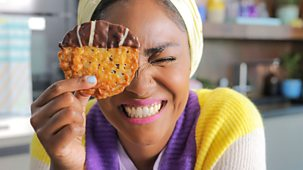 Nadiya Bakes - Series 1: 7. Biscuits And Bites