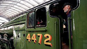 The Flying Scotsman: A Rail Romance - Episode 23-06-2021