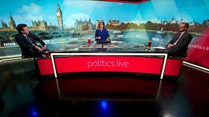 Politics Live - 15/10/2020