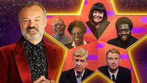 The Graham Norton Show - Series 28: Episode 3