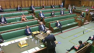The Week In Parliament - 15/10/2020