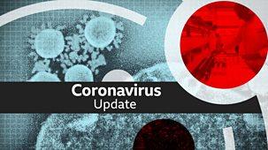 Bbc News Special - Coronavirus Update: 16/10/2020
