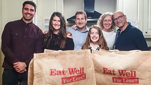 Eat Well For Less? - Series 7: 4. The Winbourne Family