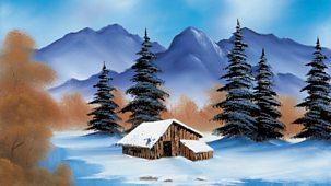 The Joy Of Painting - Series 3: 51. Cabin Hideaway