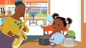 Jojo & Gran Gran - Autumn: 6. It's Time To Make Music