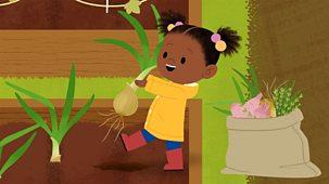 Jojo & Gran Gran - Autumn: 7. It's Time To Harvest Vegetables