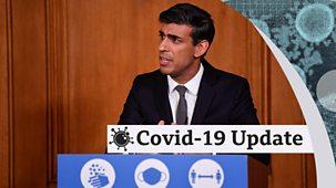 Bbc News Special - Coronavirus Update: 22/10/2020