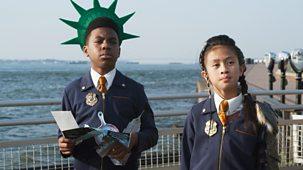 Odd Squad - Series 3: 27. Sample Of New York