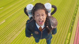 Odd Squad - Series 3: 28. It's Not Easy Being Chill