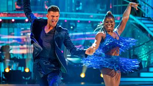 Strictly Come Dancing - Series 18: Week 1