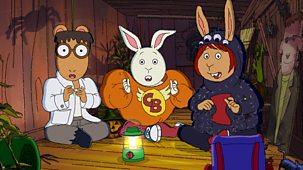 Arthur - Series 21: 15. Arthur And The Haunted Tree House, Part 1