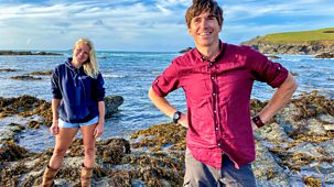 Cornwall With Simon Reeve - Series 1: Episode 2