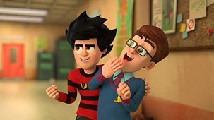 Dennis & Gnasher Unleashed! - Series 2: 15. Boarding Beano