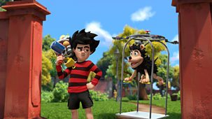 Dennis & Gnasher Unleashed! - Series 2: 22. Do Good Dennis