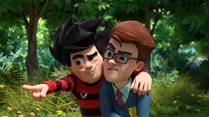 Dennis & Gnasher Unleashed! - Series 2: 23. Lost