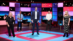 Richard Osman's House Of Games Night - Series 1: Episode 1