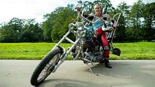Grace's Amazing Machines - Series 2: 19. Amazing Motorbikes
