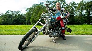 Grace's Amazing Machines - Series 2: 19. Amazing Motorbikes