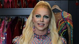 Celebrity Supply Teacher - Series 2: 4. Courtney Act - Well-being