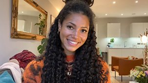 Celebrity Supply Teacher - Series 2: 8. Vick Hope - French