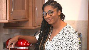 Celebrity Supply Teacher - Series 2: 11. Kadeena Cox - Cookery