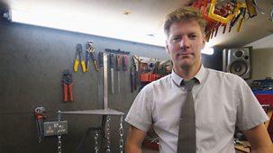 Celebrity Supply Teacher - Series 2: 12. Colin Furze - Engineering