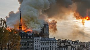 Storyville - The Night Notre-dame Burned