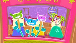 School Of Roars - Series 2: 8. Puppet Show