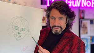 Celebrity Supply Teacher - Series 2: 16. Laurence Llewelyn-bowen - Art