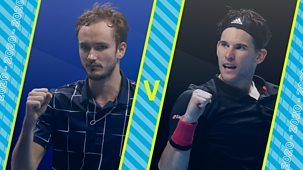 Tennis: World Tour Finals - 2020: Final