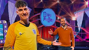 Blue Peter - Christmas Countdown Begins With Strictly Stars
