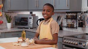 What's Cooking Omari? - Series 1: 3. Omari's Mega-loaded Fries