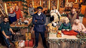 The Repair Shop - The Repair Shop At Christmas