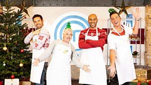 Celebrity Masterchef - Christmas Cook-off: Episode 2