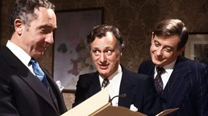 Yes, Minister - Series 3: 8. Party Games
