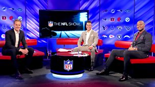 The Nfl Show - 2021/22: 17/09/2021