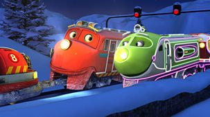 Chuggington - Series 4 And 5 Specials: 1. Snow Rescue