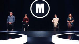 Celebrity Mastermind - 2020/21: Episode 2