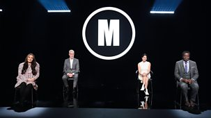 Celebrity Mastermind - 2020/21: Episode 3
