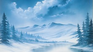 The Joy Of Painting - Winter Specials: 2. Blue Winter