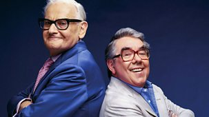 The Two Ronnies Sketchbook - Episode 2