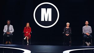 Celebrity Mastermind - 2020/21: Episode 4